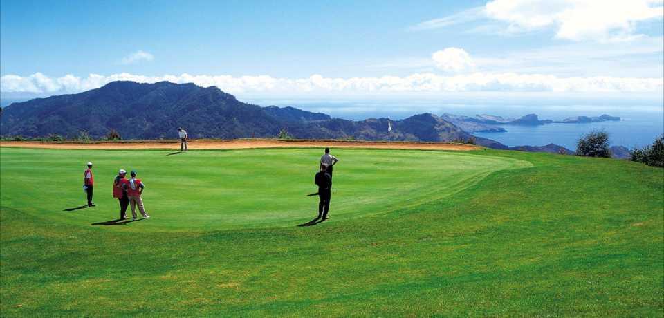 Tarifs et Promotion au Santo Da Serra Golf en Madeira Portugal