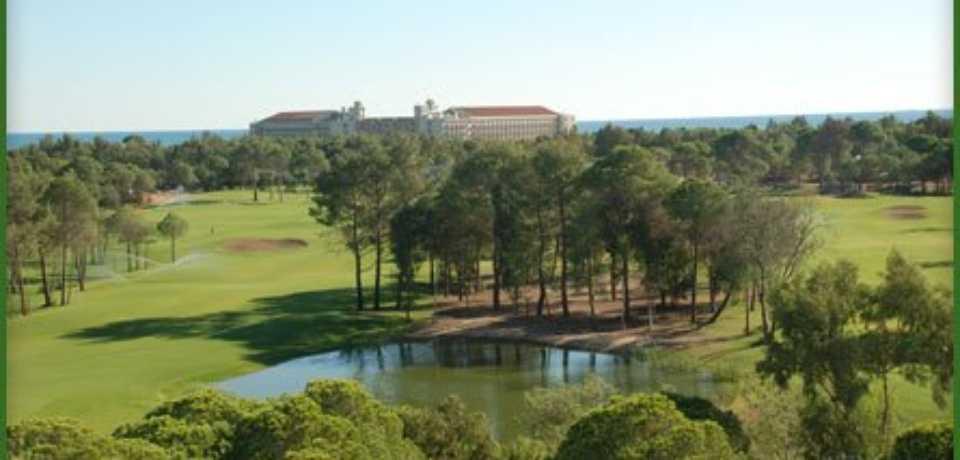 Réservation Tee-time au Golf Kaya Eagles en Turquie