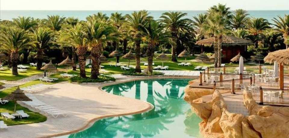 Réservation Golf Hotel Phenicia Hammamet Tunisie