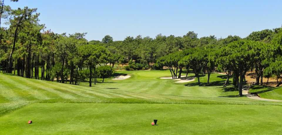Golf en Vilamoura au Portugal