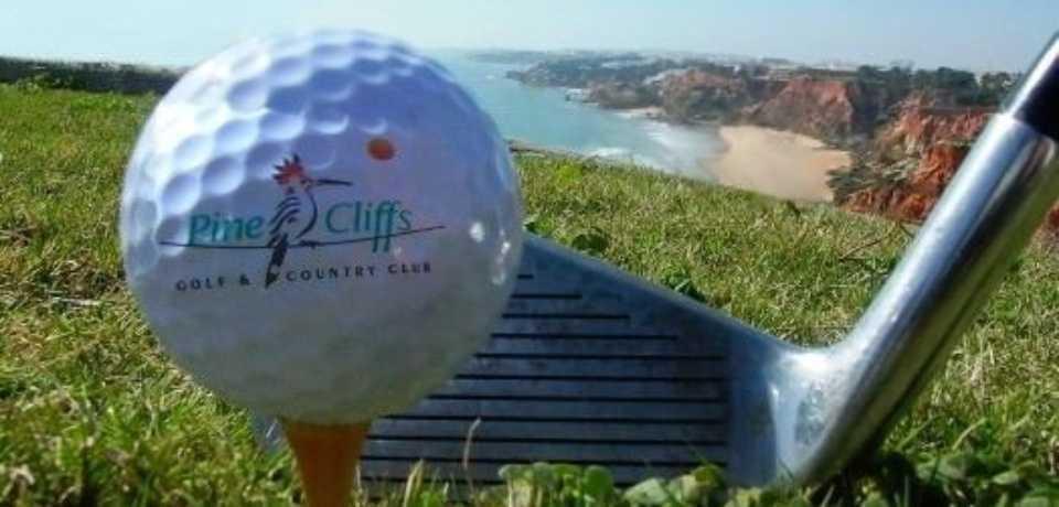 Golfs en Albufeira au Portugal