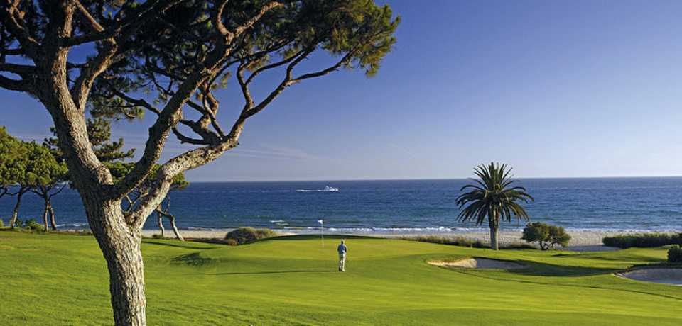 Golf en Altura au Portugal