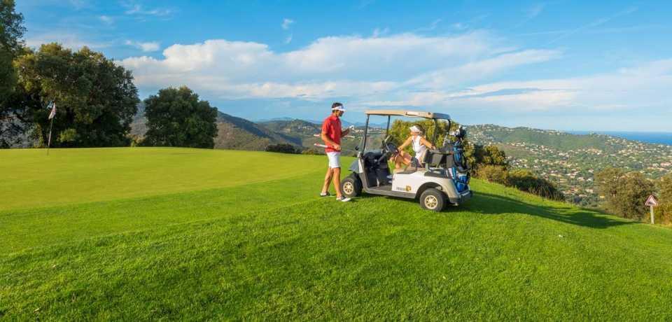 Golf en Amarante au Portugal