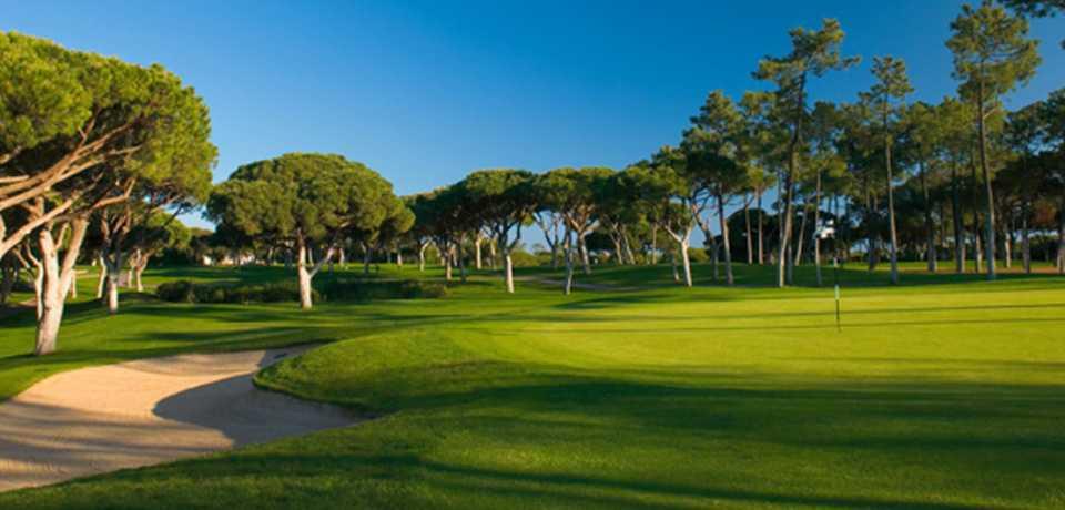 Réservation Stage, Cours et Leçons au Golf Villamoura Oceanico en Portugal