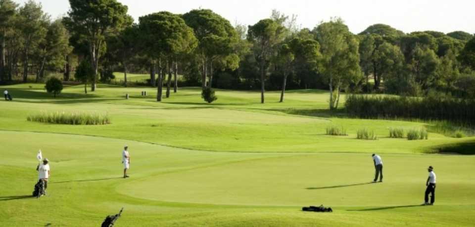 Réservation Forfait Package au Golf Club Istanbul en Turquie