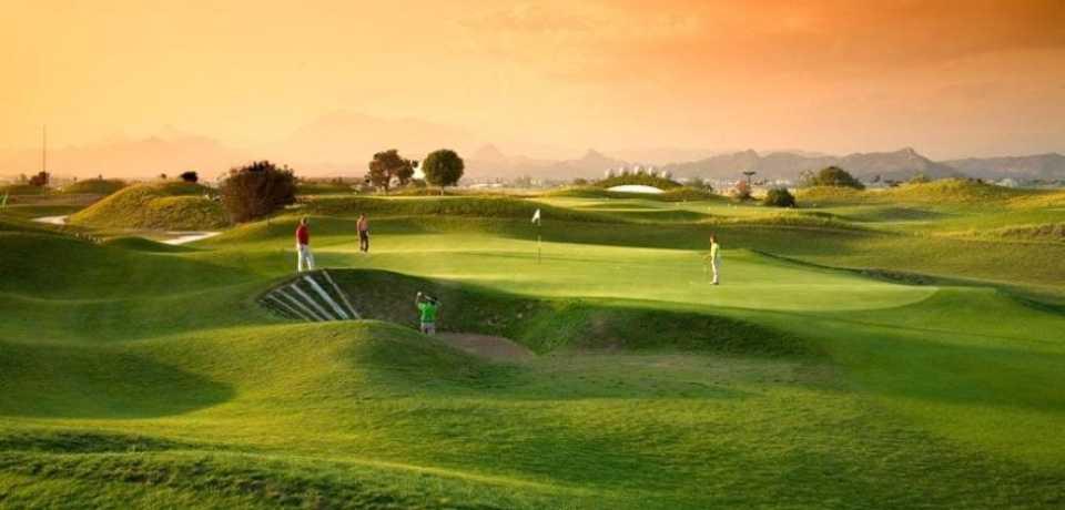 Réservation Forfait Package au Golf LykiaLinks Antalya en Turquie