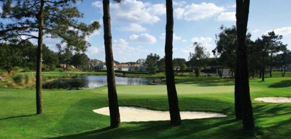 Réservation Forfait package au Golf Praia D'EL Rey en Portugal