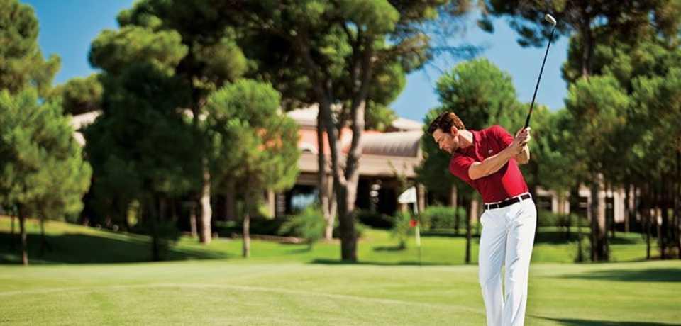 Réservation Forfait Package au Cornelia Golf Club en Turquie
