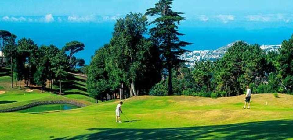 Réservation Forfait et Package au Golf Penha lissabon en Portugal