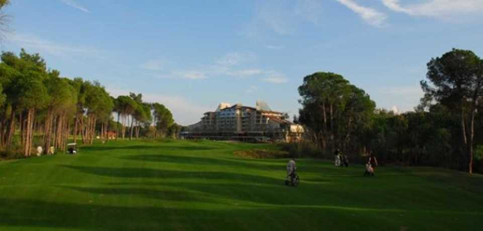 Réservation Forfait Package au Sueno Golf Club en Turquie