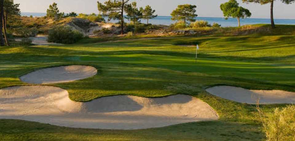 Réservation Green Fee au Golf Troia en Portugal