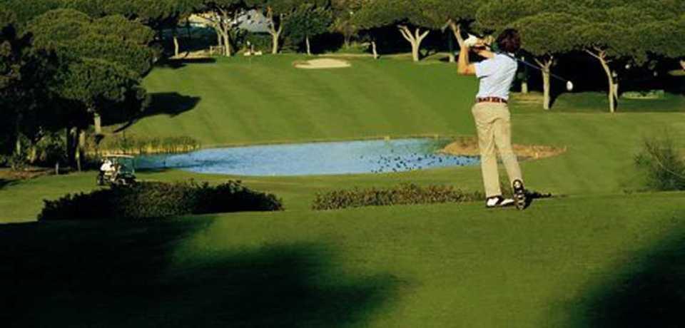 Réservation Green Fee au Vila Sol Golf Club en Portugal