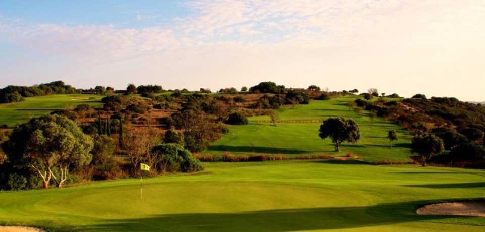 Golf à Lagos au Portugal