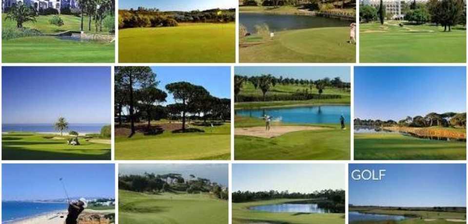 Liste des Golfs en Algarve au Portugal