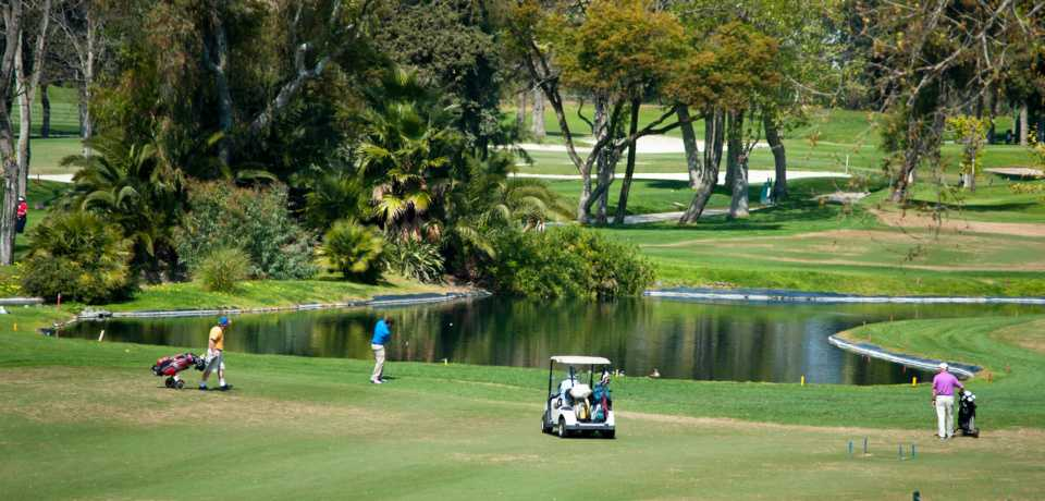 Golf en Luz au Portugal