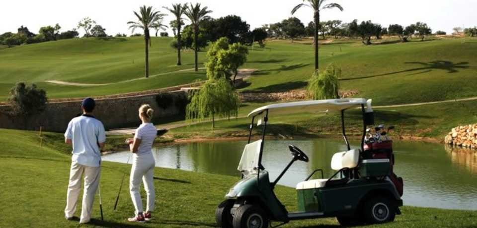 Réservation Forfait package au Golf en Albufeira au Portugal