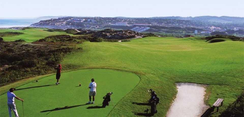 Réservation Stage, Cours et Leçons au Golf Praia D'EL Rey en Portugal