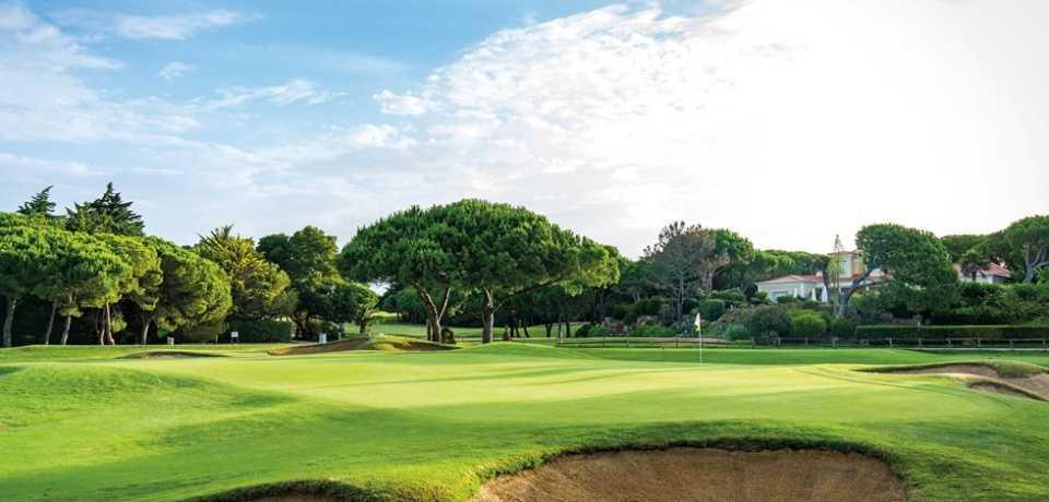 Golf Quinta Da Marinha au Portugal