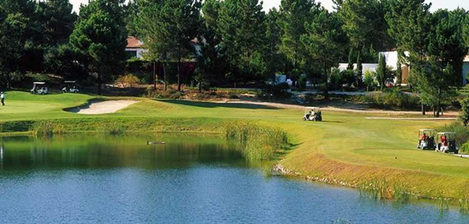 Réservation Stage, Cours et Leçons au Golf Quinta do Peru en Portugal