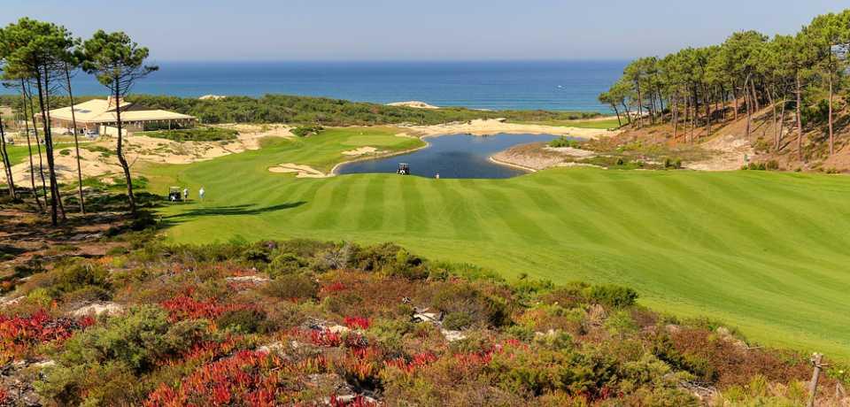 Réservation Tarifs et Promotion au Golf Praia D'EL Rey en Portugal