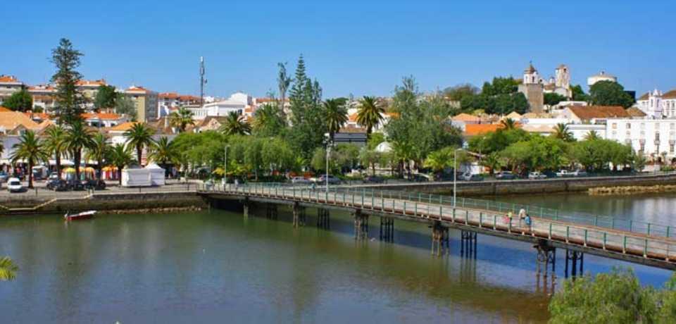 Golf en Tavira au Portugal