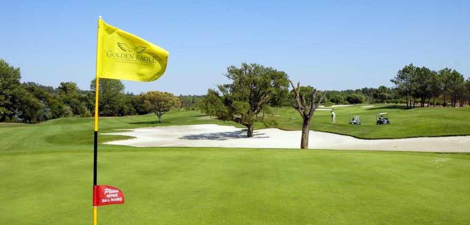 Réservation Tee-Time au Golf Golden Eagle en Portugal