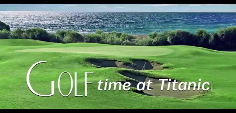 Réservation Tee-Time au Titanic Golf Club en Turquie