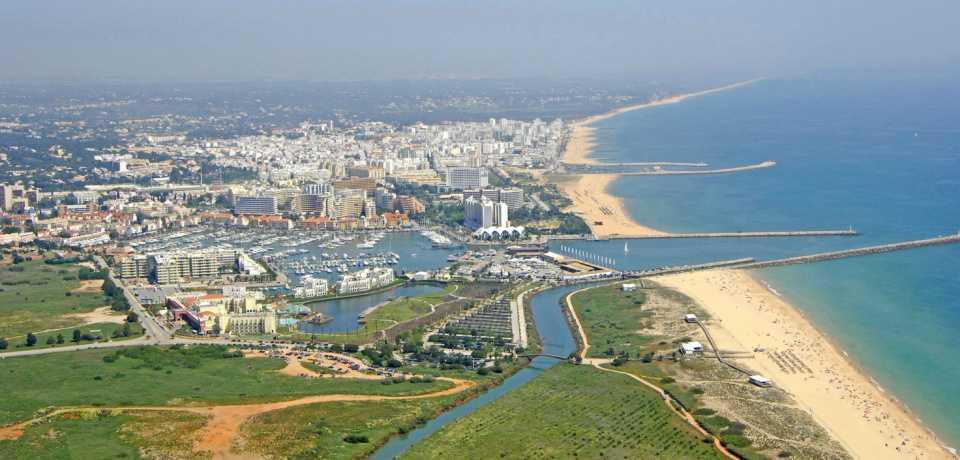 Golf en Vilamoura Portugal