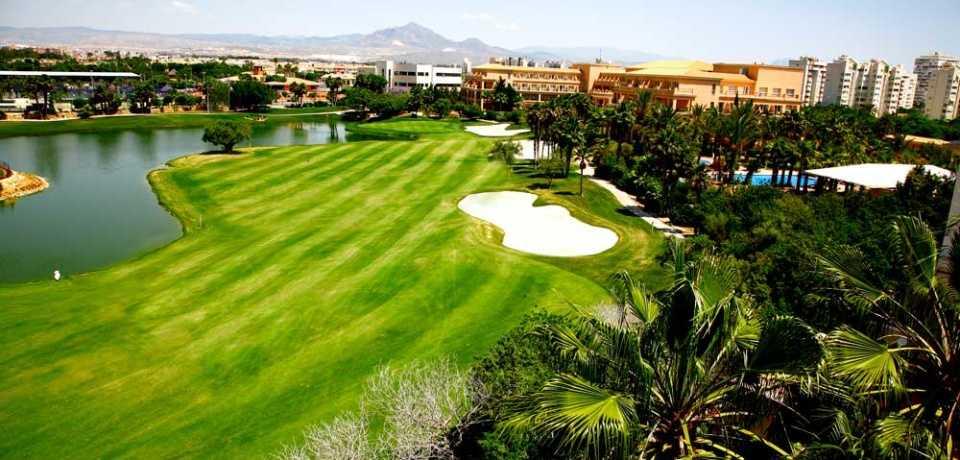 Golf Las Rejas à Alicante, Valence en Espagne