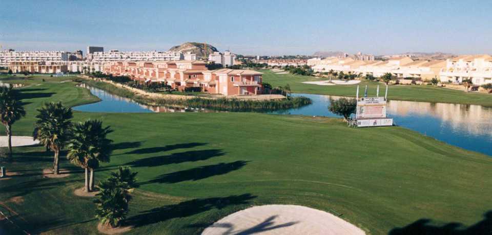 Réservation Forfait Package au Golf à Alicante, Valence en Espagne