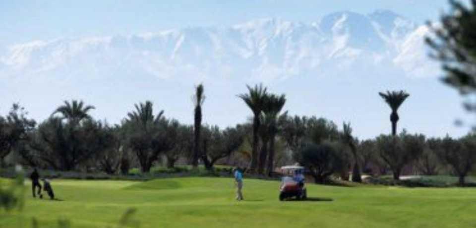Réservation Stage, Cours et Leçons au Golf Amelkis à Marrakech Maroc