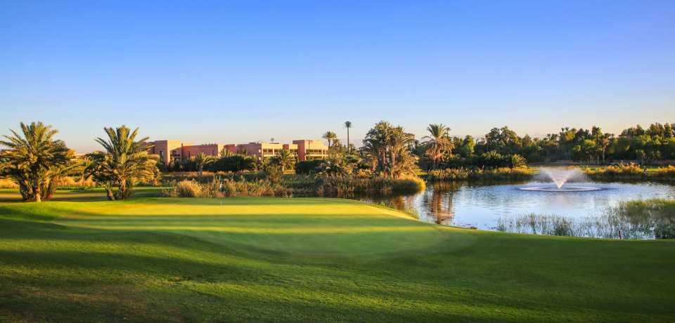 Réservation Stage, Cours et Leçons au Golf Palmeraie à Marrakech Maroc