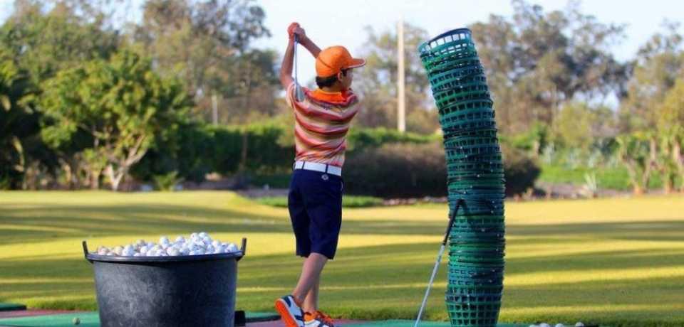 Réservation Stage, Cours et Leçons au Golf Training Center à Agadir Maroc
