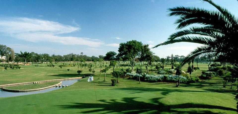 Réservation Stage, Cours et Leçons au Golf d'Anfa Mohammedia a Casablanca Maroc