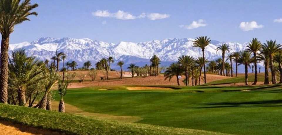 Réservation Stage, Cours et Leçons au Golf Atlas à Marrakech Maroc