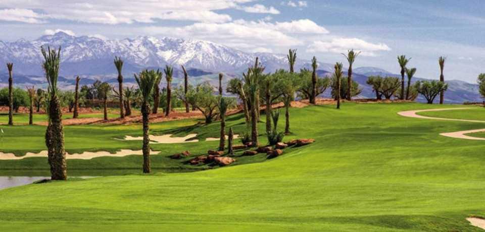 Réservation Stage, Cours et Leçons au Fairmont Royal Palm Golf  à Marrakech Maroc