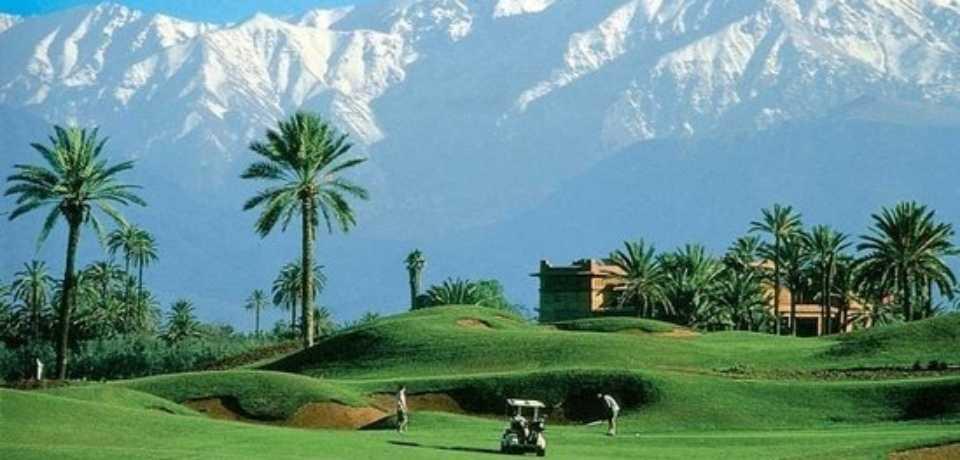 Réservation Stage, Cours et Leçons au Palm Golf Ourika à Marrakech Maroc
