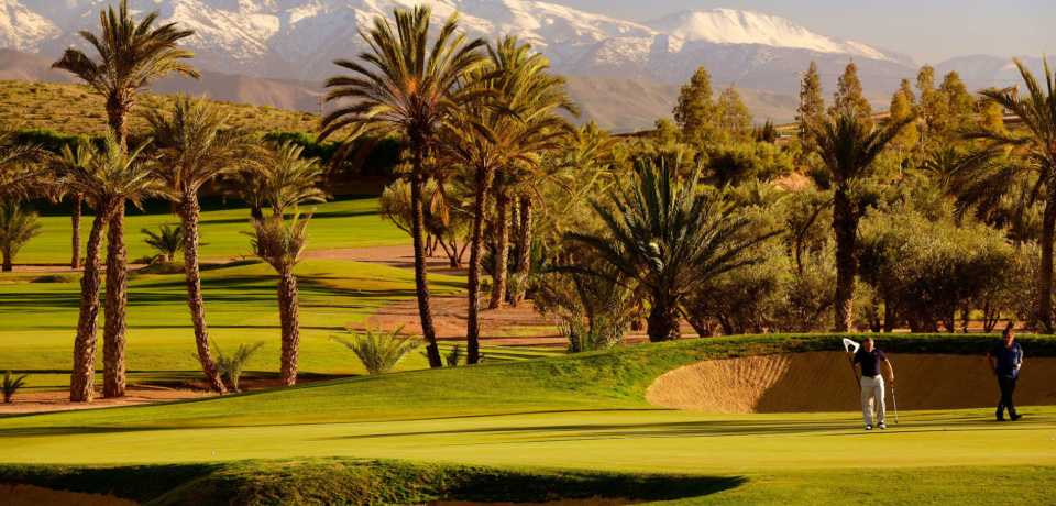 Réservation Stage, Cours et Leçons au Golf Samanah à Marrakech Maroc