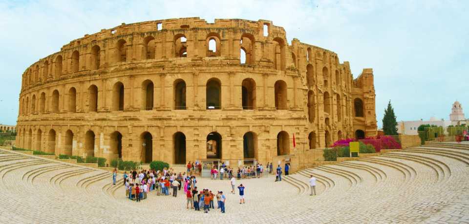 Excursion en Tunisie