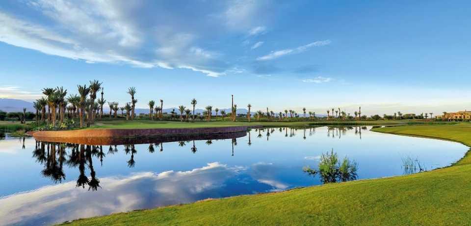 Réservation Forfait Package au Golf Fairmont Royal Palm à Marrakech Maroc