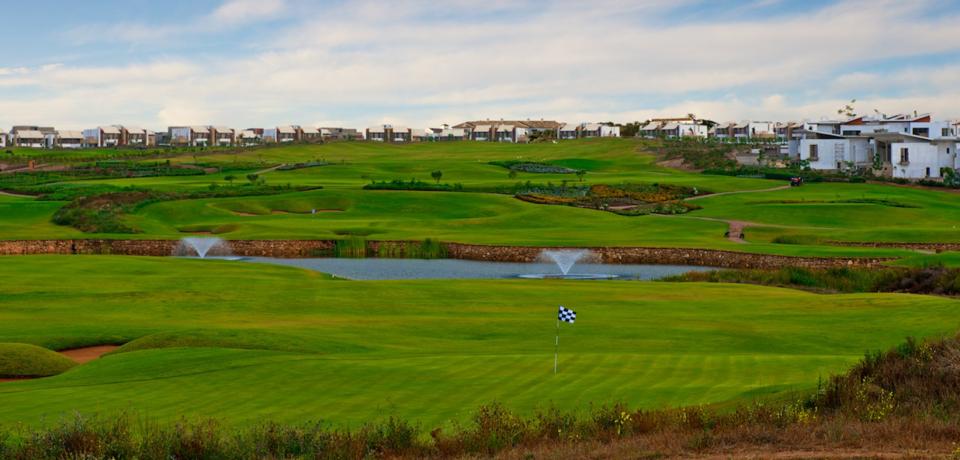 RéservationForfait Package auGreen Golf Club à Casablanca Maroc