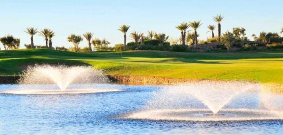 Réservation Forfait Package au Palm Golf Bouskoura a Casablanca Maroc
