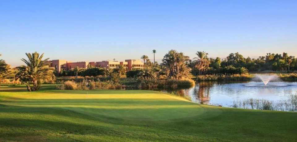 Réservation Forfait Package au Golf Palmeraie à Marrakech Maroc