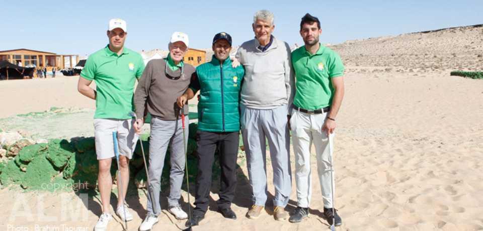 Réservation Forfait Package au Golf Rio de Oro à Dakhla Maroc