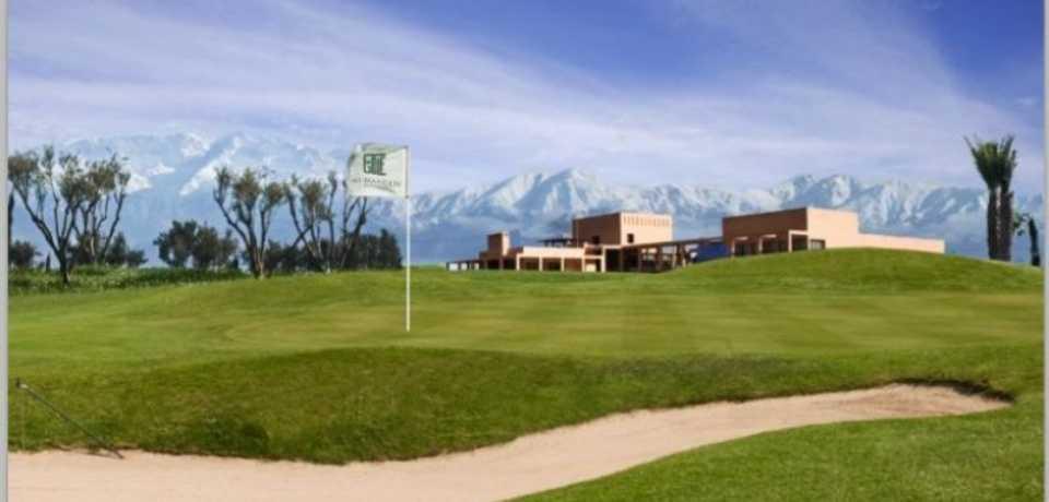 Réservation Forfait Package au Golf Tony Jacklin à Marrakech Maroc