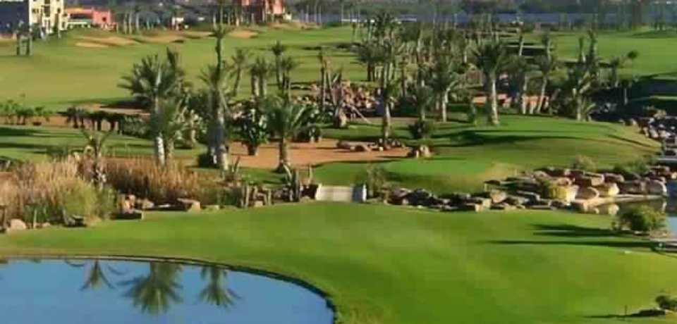 Forfait Package au Golf Atlas à Marrakech Maroc
