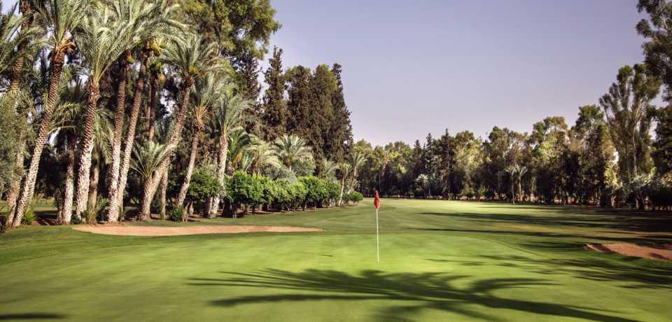 Réservation Forfait Package au Royal Golf à Marrakech Maroc