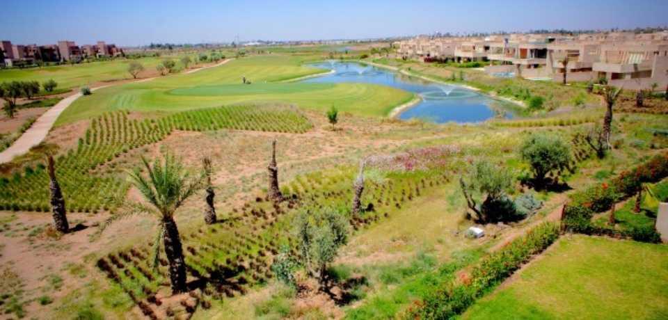 Réservation Forfait et Package au Golf The Montgomerie à Marrakech Maroc