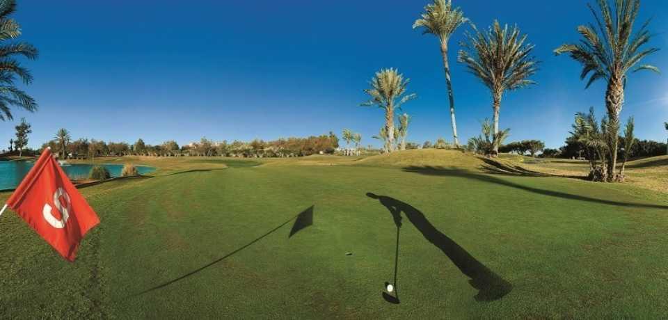 Réservation Forfait package au Golf La Noria à Marrakech Maroc