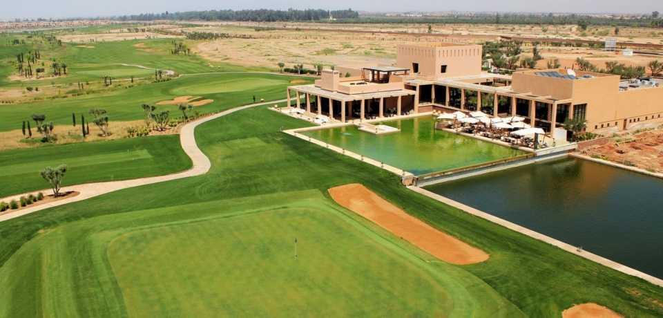 Réservation Forfait Package au Golf à Marrakech Maroc
